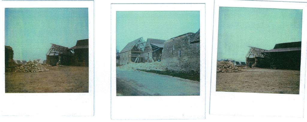 Images d'archives du Domaine de Rebetz