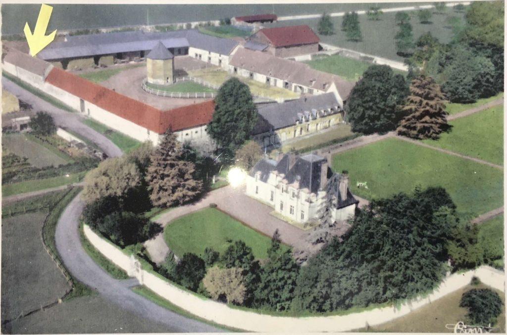 Carte postale du Domaine de Rebetz